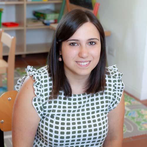 Angela Saccà | Coordinatore sede Tice Kids Piacenza