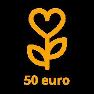 Dona 50 euro