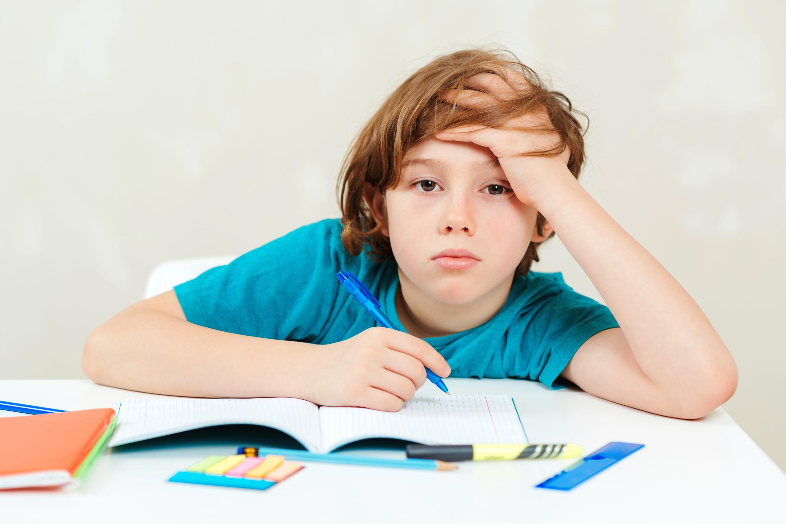 DSA: 4 consigli pratici <br>per sopravvivere a compiti a casa
