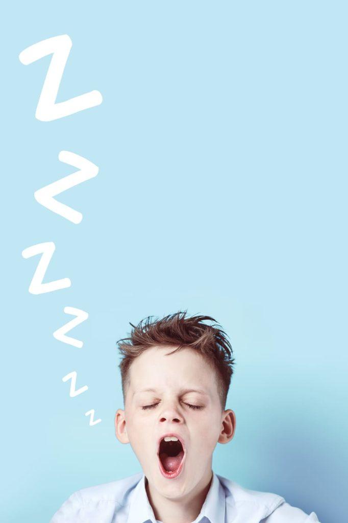 disturbi sonno bambini