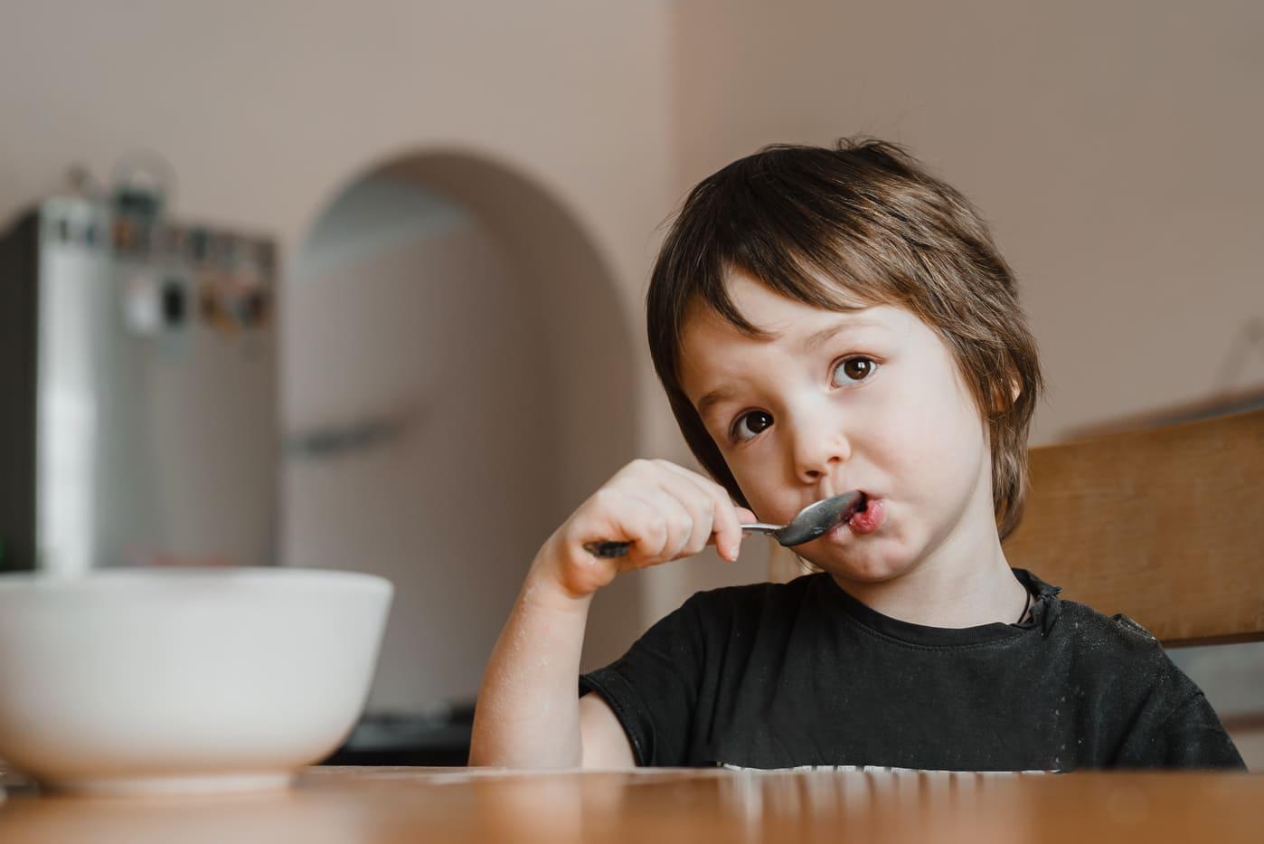 Di formaggio e di fobie: <br>quando la mia bambina non mangia formaggio