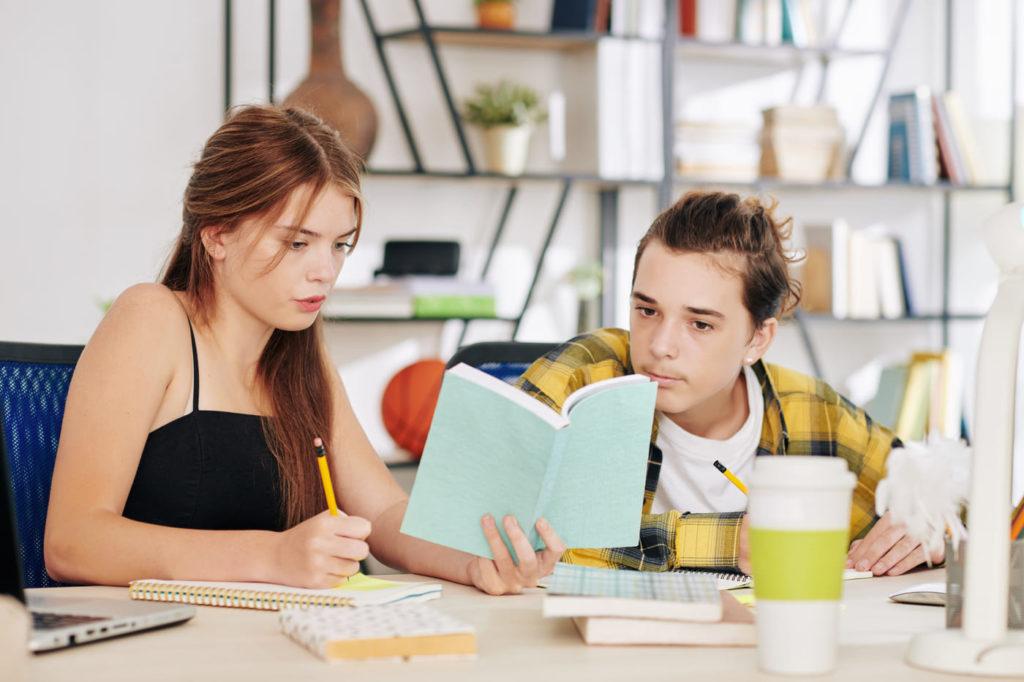 metodo di studio adolescenti