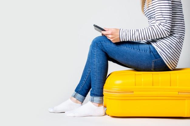 Il tablet in valigia, <br>ma non senza alcune regole